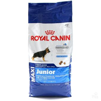 Harga Royal Canin Maxi Junior - 15000gr