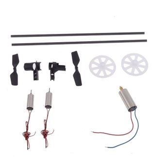 Harga Professional WLtoys V911 V911-1 V911-2 RC Helicopter Spare Parts Accessories Kit Set Main Motor Gear Tail Blade Tail Pipe Tail Motor Seat