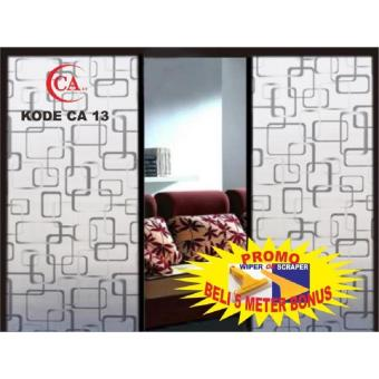 Harga STICKER/STIKER KACA MOTIF MINIMALIST(WINDOW FILM)