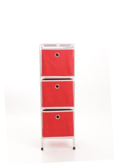 Harga Anya-Living LL-003 - Laci / Drawers - Red
