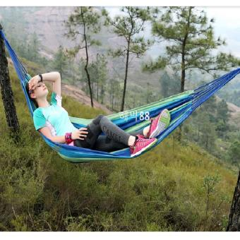 Harga Hammock Colorful Kasur Gantung Camping Single Series