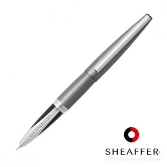 Harga Sheaffer Taranis Icy Gunmetal CT Fountain Pen