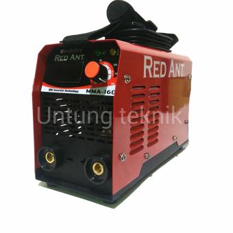 Harga RED ANT Welding Machine IGBT 160A / Travo Las RED ANT 160