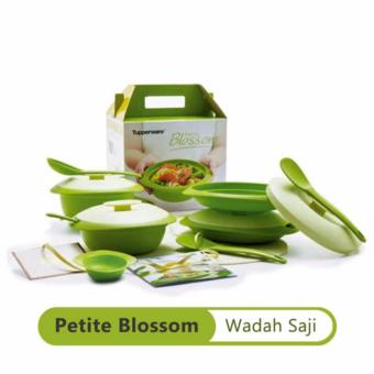 Harga Tupperware Petite Blossom Set Collection