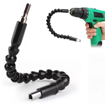 Flexible Electric Drills Shaft Bits Connect Link Extension Screwdriver Bit Holder