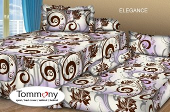 Harga Tommony Sprei Sorong 2 in 1 - Elegance