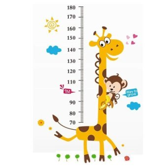 Harga Home Decor Wallsticker Stiker Dinding AM805 - Colorful