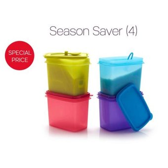 Harga Tupperware Season Saver 4pcs