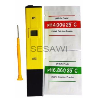 Harga Alat Ukur Air Hidroponik - pH Meter - Pen Type PH-009