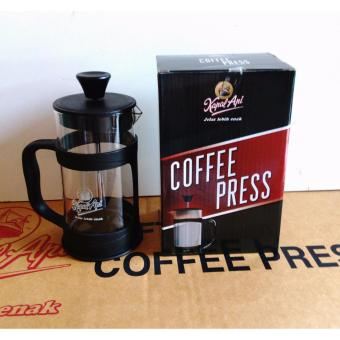 Harga Gelas penyaring kopi dan teh / French Press, Plunger, Coffee Press