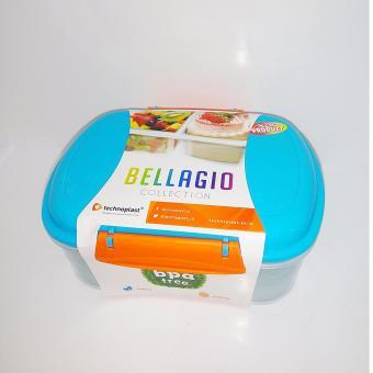 Review Dan Harga Bellagio Lunch Box Oval Medium Sealware Desember 2017