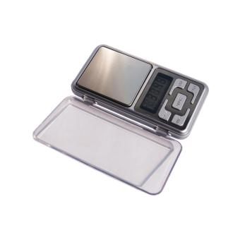 Digital Pocket Scale - Timbangan Emas-Silver