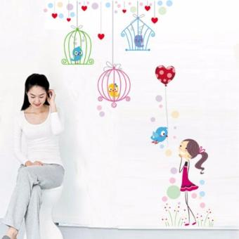 Harga Wall Sticker Stiker Dinding JM7152 Colorful