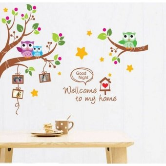 Harga Wall sticker Stiker Dinding XY1159 Colorful
