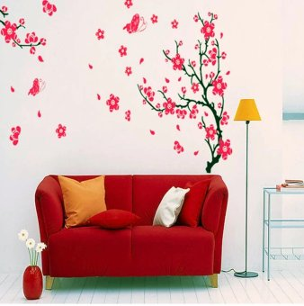 Harga Wall Sticker Stiker Dinding XY1123 Colorful