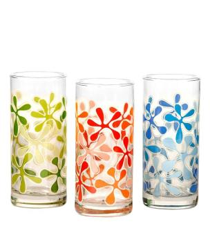 Harga Briliant Glass Set 3 Pcs GM1993 - Flame