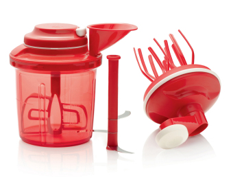 Harga Tupperware Speedy Chef - Merah