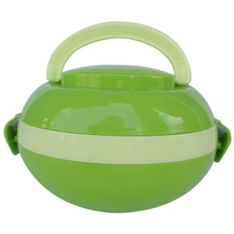 Harga Lunch box oval susun 2