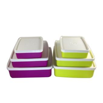 Harga Tupperware Healthy Buddy set - 6 pcs/set