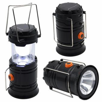 Harga Nagada Solar Emergency-Camping Flashligt Portable-Led Light AJ3