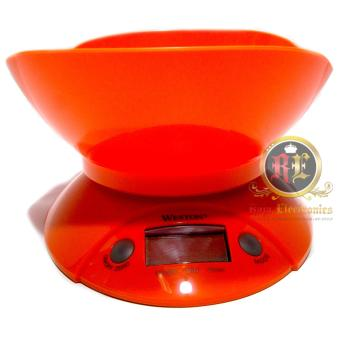 Harga Weston Timbangan Scale Digital 5 Kg Calypso