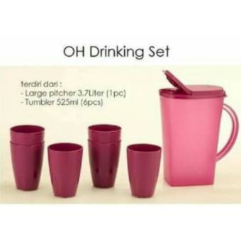 Harga Tupperware OH Drinking Set