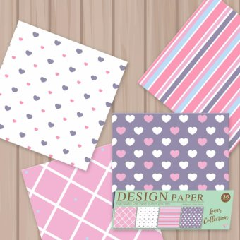 Harga kertas origami DESIGN PAPER COLLECTION