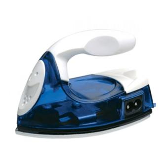 Harga Mini Iron Portable - Travel Iron - Biru