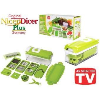 Harga Genius Nicer Dicer Plus/ Pemotong Serbaguna ( As Seen On Tv)