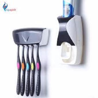 Harga ZGT SKY Tooth Paste Holder Dispenser Sikat Gigi Dan Pasta Gigi