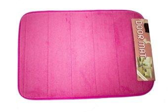Harga Dixon Keset Busa Polos 40x60 -Pink