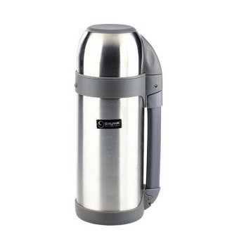 Harga Shuma S/S Vacuum Wide Mouth Flask 1.2 L