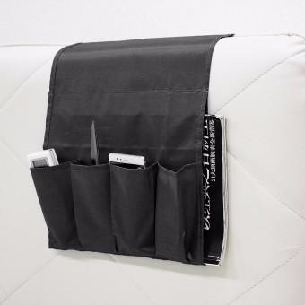 Harga Multifungsi 4 saku Remote kontrol penyelenggara dudukan kursi sofa bagasi - Internasional