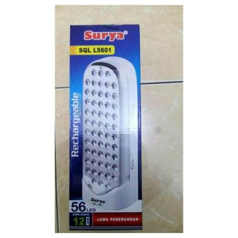 Harga Lampu Emergency Surya 56 LED