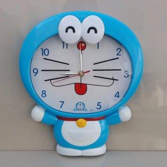 Harga Jam Dinding Full Body Doraemon