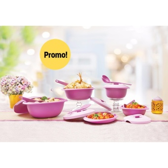 Harga Tupperware Daisy Purple