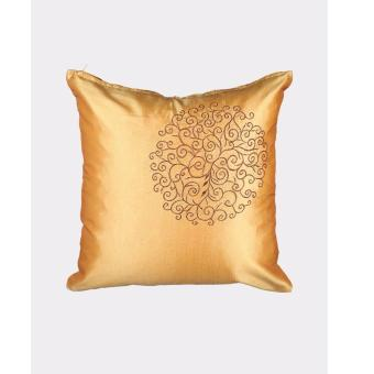 GH Home Ideas Sarung Bantal 40cm x 40cm Michelle - Gold