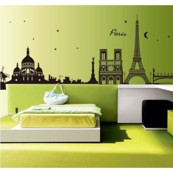 Harga Wall Sticker Stiker Dinding CC6912 - Multicolor