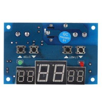 12V Intelligent Digital Thermostat -9C-99C Temperature Controller Heating Cooling Control - intl