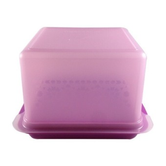 Harga Tupperware Bread Lover - Ungu