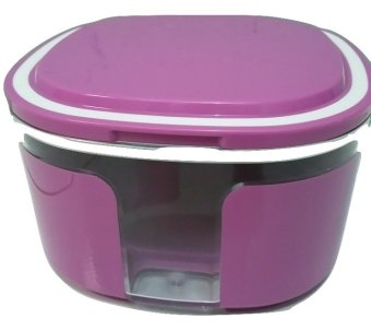 Harga Tupperware Window Canister - Ungu