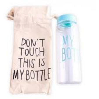Promise Me Bottle Infused Water Tulisan Miring Putih 750ml (A03710254589). Source · My Bottle Infused Water + Bag