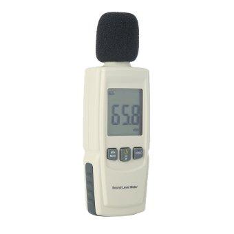 Precision Sound Pressure tester Level Meter Decibel Noise Measurement 30~130dB - intl