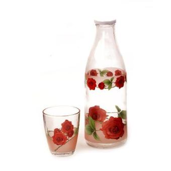 Harga Briliant Bottle Set GM1282 - Sharon Merah