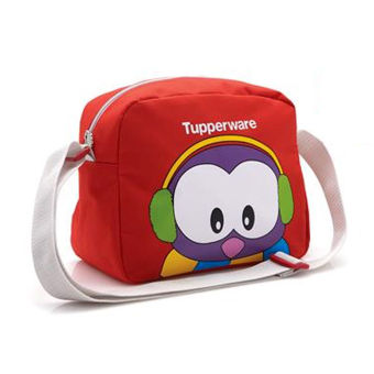 Harga Tupperware Poppy Bag - Merah