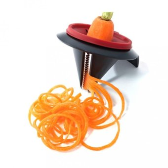 Harga Fruit Vegetable Spiral Vegetable Slicer Shredders Peeler Cutter