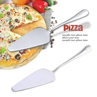 Pizza Transfer Tool Stainless Steel Shovel Baking Cooking Tools - intl