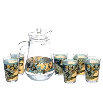Harga Briliant Water set Batik GMB2007 - Ayu
