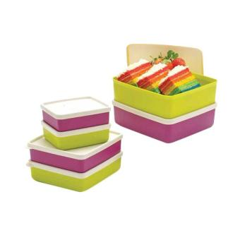 Harga Tupperware Healthy Buddy Set
