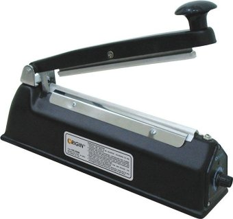 Harga Origin Press Sealer / Press Sealer Plastik / Impulse Sealer 400P
